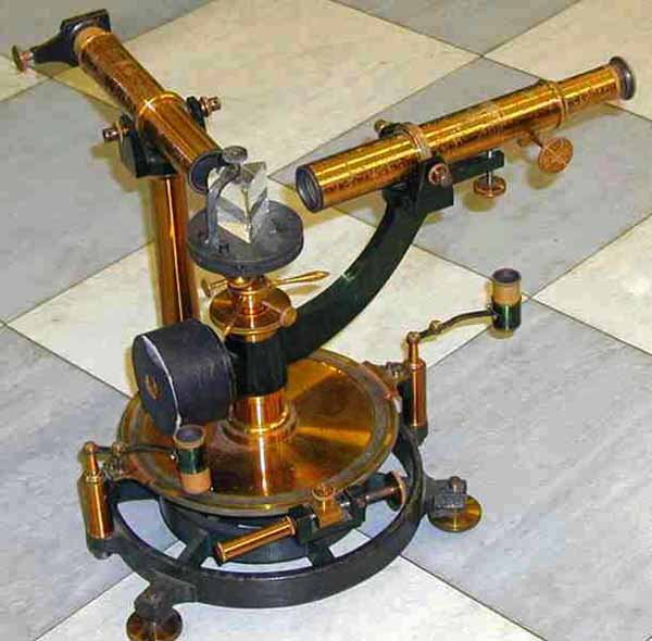 German Spectroscope on Science Pages