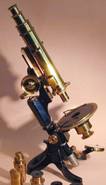 Swift Petrological Microscope